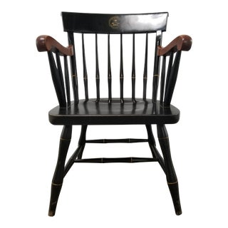 Americana Nichols & Stone Princeton Windsor Chair For Sale