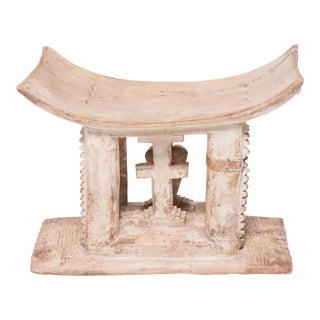 Ashanti Symbolic Stool For Sale