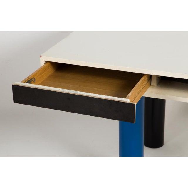 1950s Pop Art/Modern Desk For Sale - Image 10 of 12
