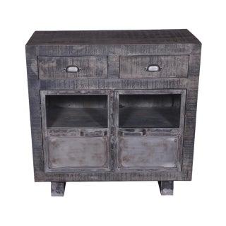 Rustic Oswald Wood Cabinet