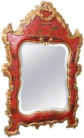 Image of Brick Red Wall Mirrors