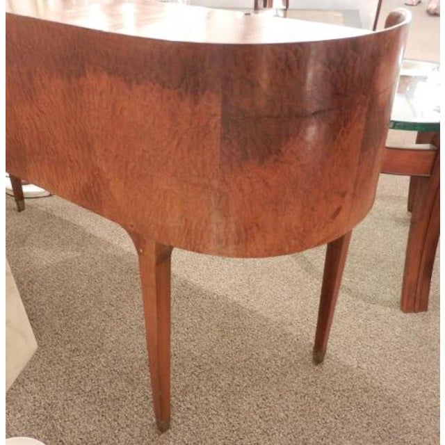 1940s Paolo Buffa Modernist Vanity or Dressing Table For Sale - Image 5 of 5