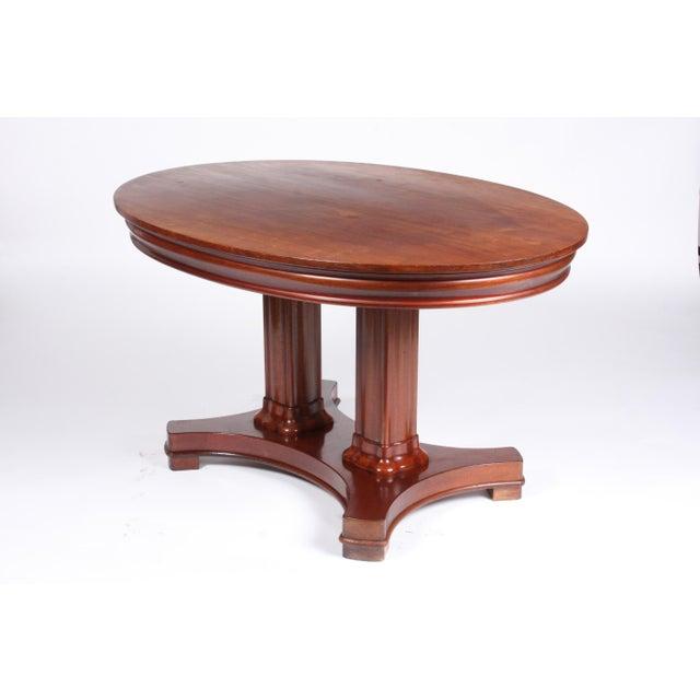 Art Nouveau Center Table - Image 7 of 9
