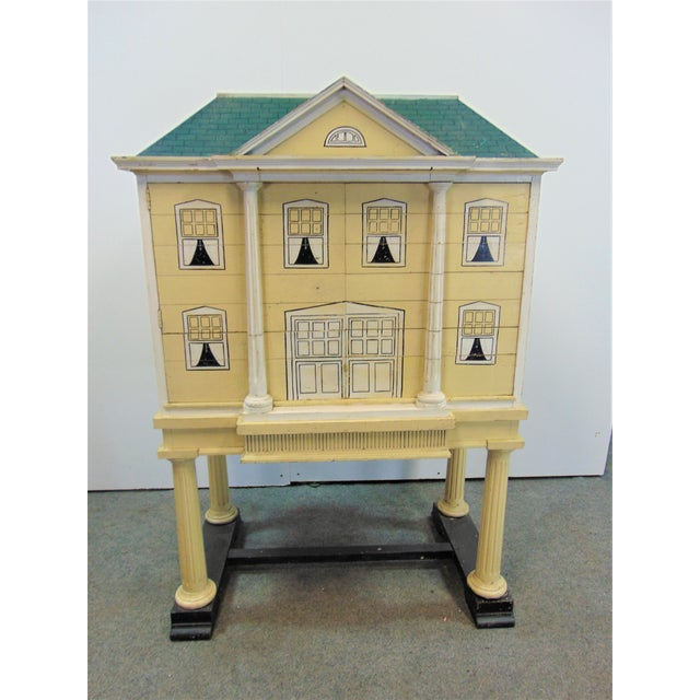 Rare 1925 American Cabinet Co. House Dental Cabinet For Sale - Image 10 of 10