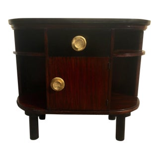 Art Deco Rosewood Stand For Sale