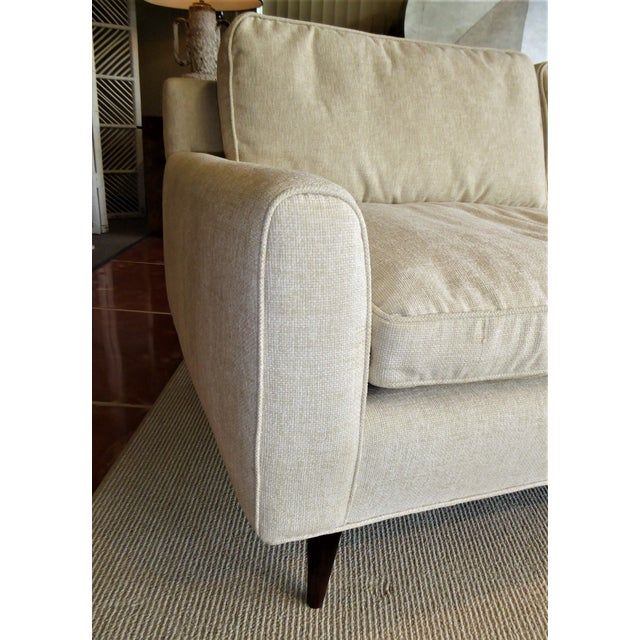 Gio Ponti Bespoke Mid-Century Sofa by Singer & Sons, 1957 For Sale - Image 9 of 12