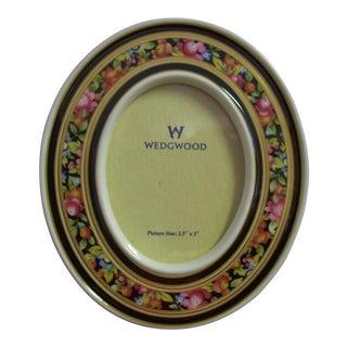 1980s Vintage Wedgwood Oval Frame For Sale