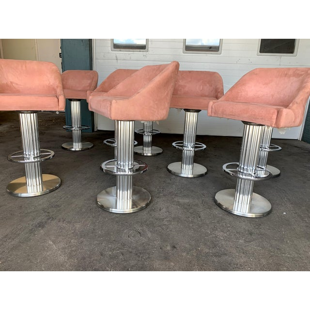 Looking to create a bar in your home or business? The most beautiful set of Design For Leisure Bar stools out there. And...