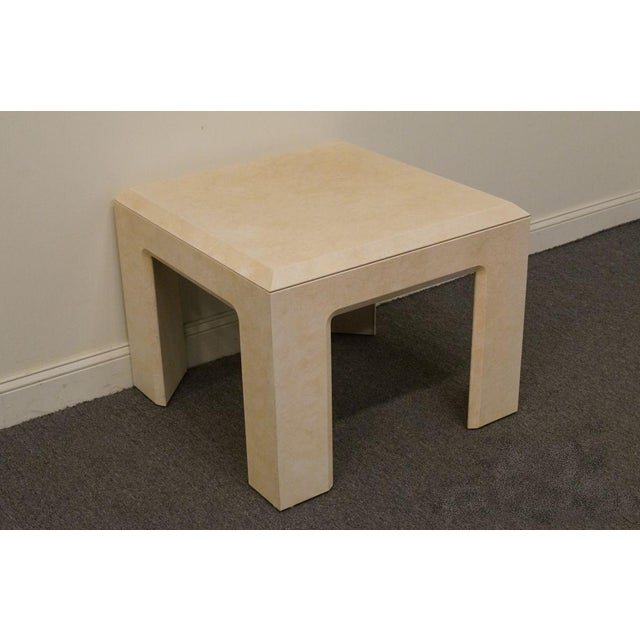"""Lane Furniture Contemporary Style 28"""" End Table For Sale - Image 13 of 13"""
