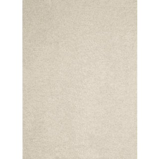 Sample, Maya Romanoff Cozy Bed Fellow: Shearling - Woven Wool Wallcovering For Sale
