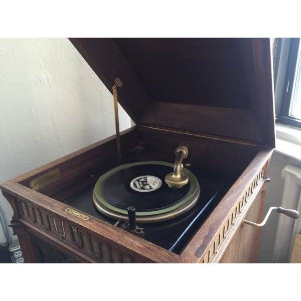 Edison Diamond Disc Phonograph - Image 3 of 5