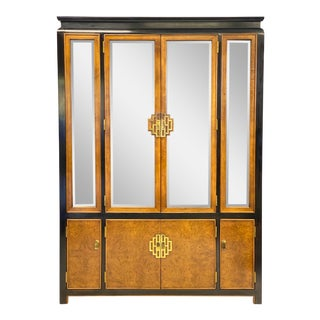 Mid 20th Century Vintage Raymond Sobota for Century Furniture Chin Hua China Cabinet For Sale