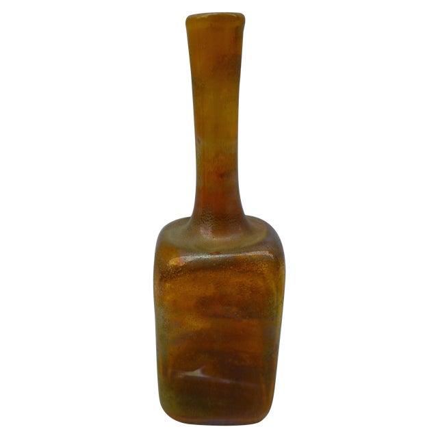 Vintage Studio Glass Bud Vase - Image 1 of 7