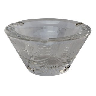 Crystal Catchall/Ashtray