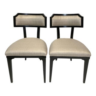 Kate Spade Accent Chairs- A Pair For Sale