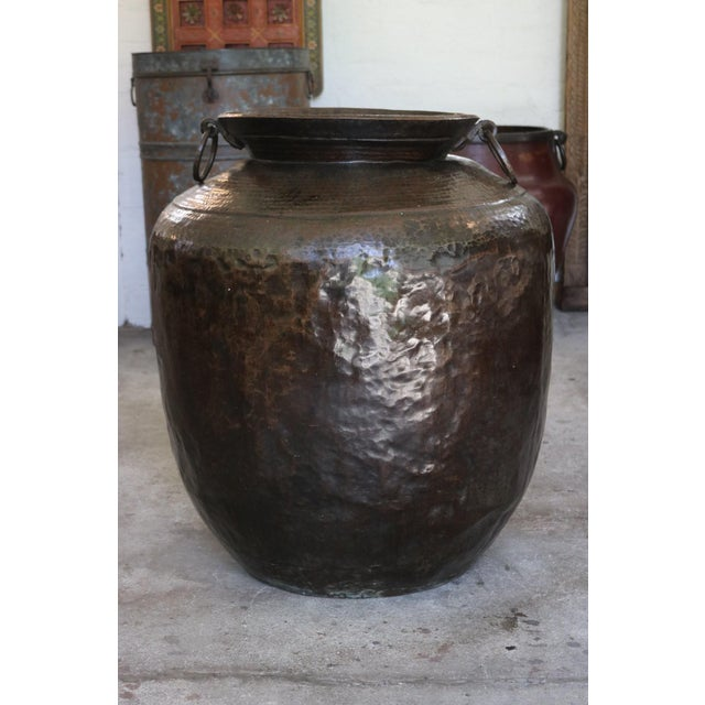 Vintage Copper Pot For Sale In Los Angeles - Image 6 of 6
