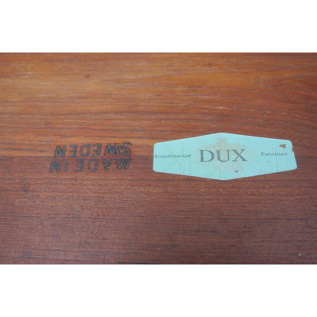 Folke Ohlsson Two-Tier Table for Dux For Sale In New York - Image 6 of 8