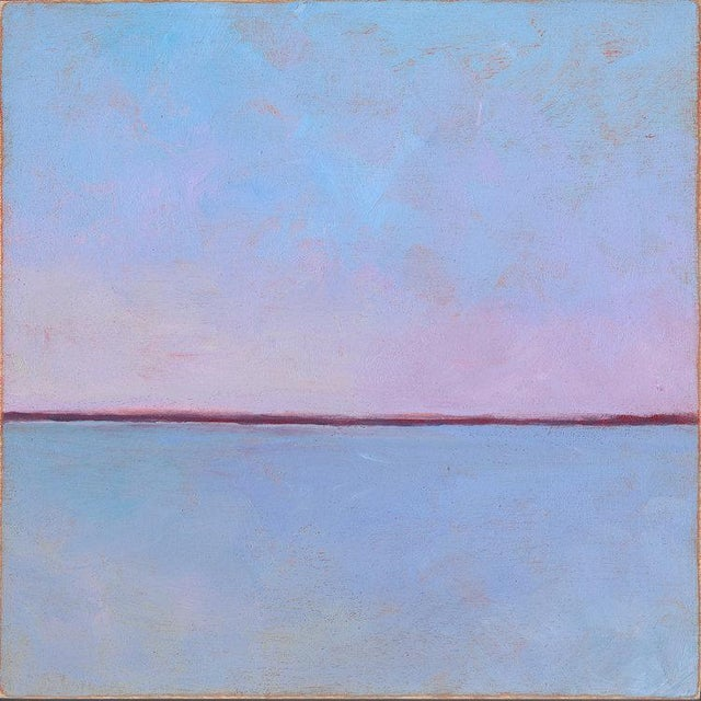 Carol C. Young Carol C Young, Marshmallow Mauve, 2018 For Sale - Image 4 of 4