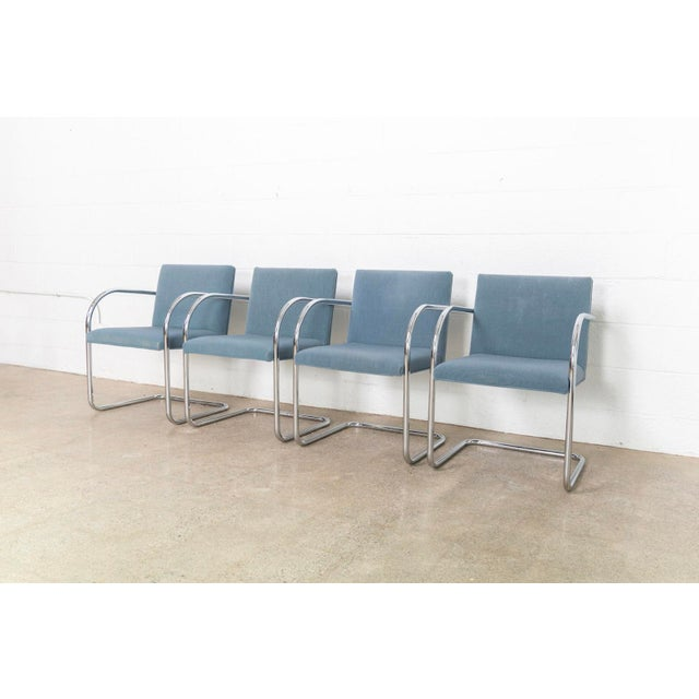 Mies Van Der Rohe Brno Chairs For Sale - Image 11 of 11