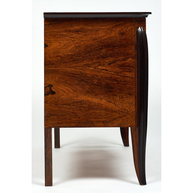 1940s French Art Deco Period Rosewood Buffet For Sale - Image 5 of 10