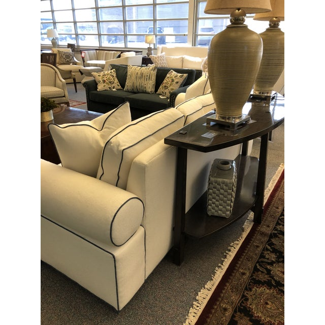 Modern Hickory Kennedy Sofa For Sale In Chicago - Image 6 of 9