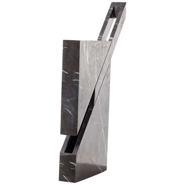 Iceberg Marble Lamp by Carlos Aucejo For Sale - Image 6 of 6