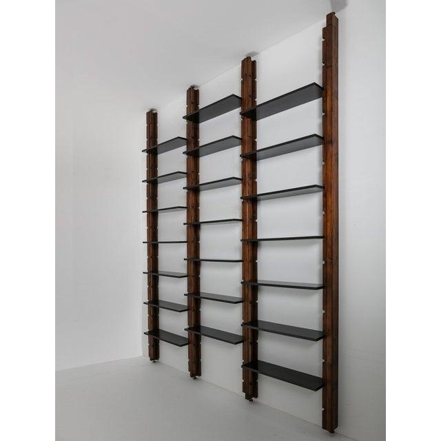 Italian Italian 60s Modular Bookcase For Sale - Image 3 of 9