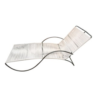 Walter Lamb for Brown Jordan S Lounge Chair