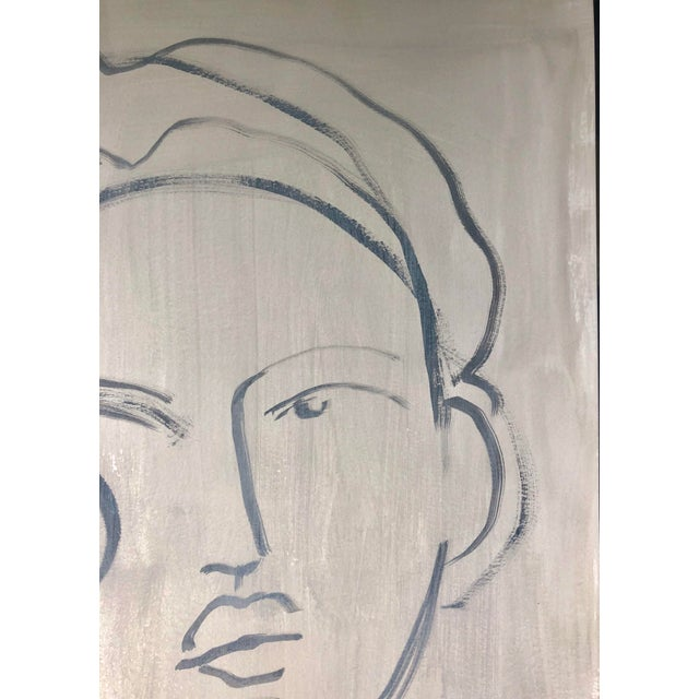 Hayley Mitchell Figure Painting For Sale - Image 4 of 7