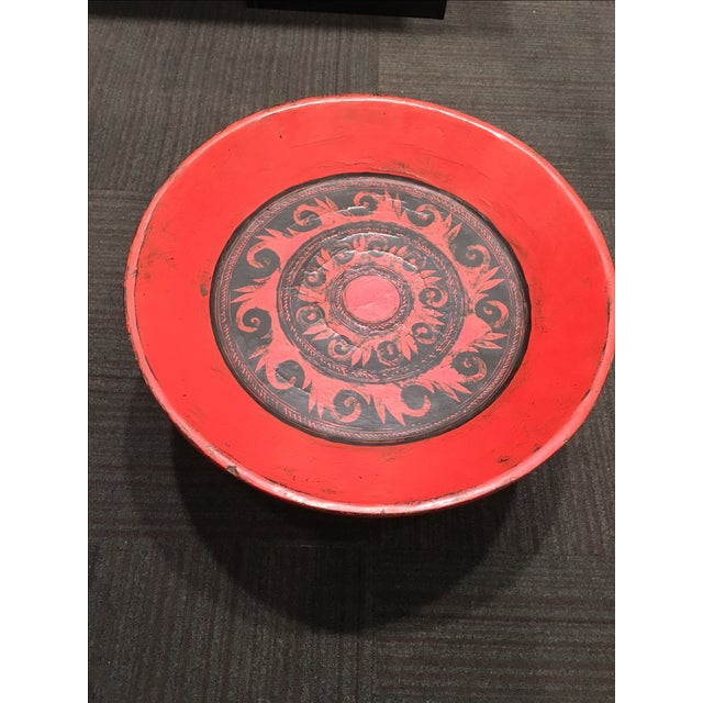 Decorative Tray Pedestal - Image 6 of 6