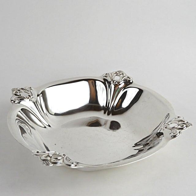 International Silver Royal Danish Sterling Vegetable Bowl - Image 2 of 9