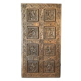 Image of Antique Rajasthan Door For Sale
