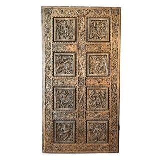 Antique Rajasthan Door For Sale