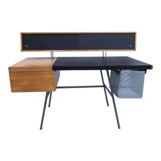 1950s Mid-Century Modern George Nelson for Herman Miller Home Office Desk For Sale