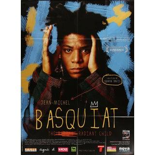 Jean-Michel Basquiat: The Radiant Child Original Release Movie Poster For Sale