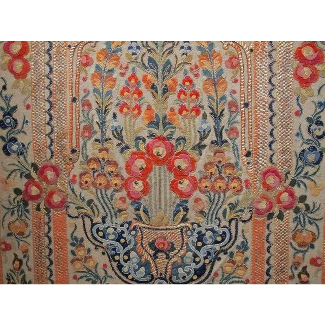 18th Century Ottoman Applique For Sale - Image 4 of 7