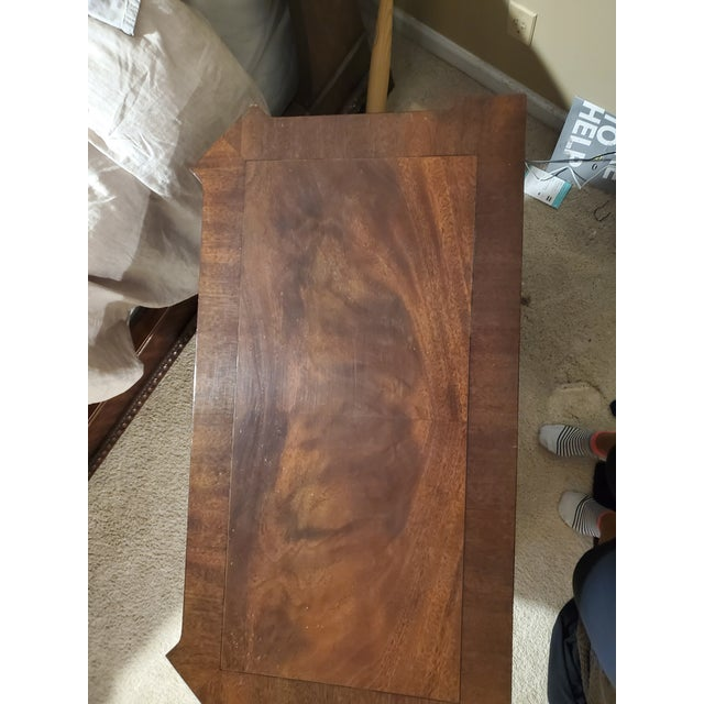 Wood Drexel Heritage Nine Elms Night Stand For Sale - Image 7 of 10