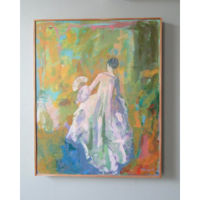 French Provincial The Way You Look Tonight by Anne Carrozza Remick For Sale - Image 3 of 6