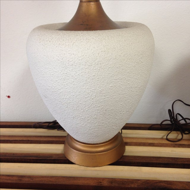 Art Deco Gilded Lamps - Pair - Image 3 of 5