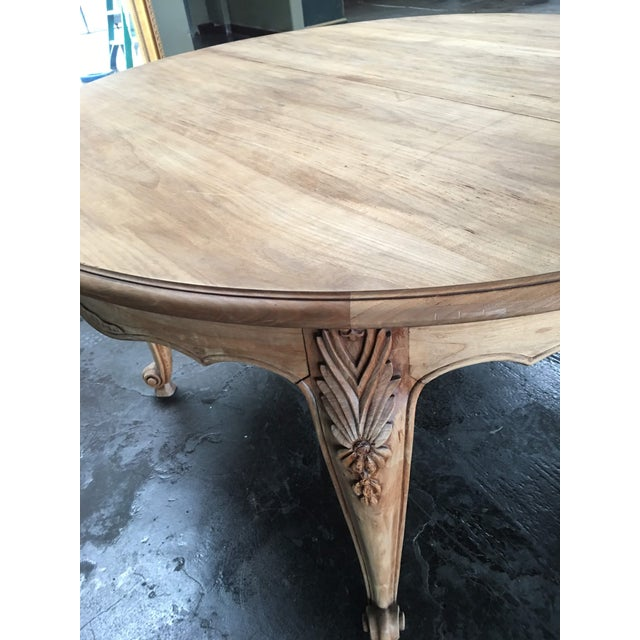 Early 20th Century Antique French Farm Table For Sale - Image 12 of 13