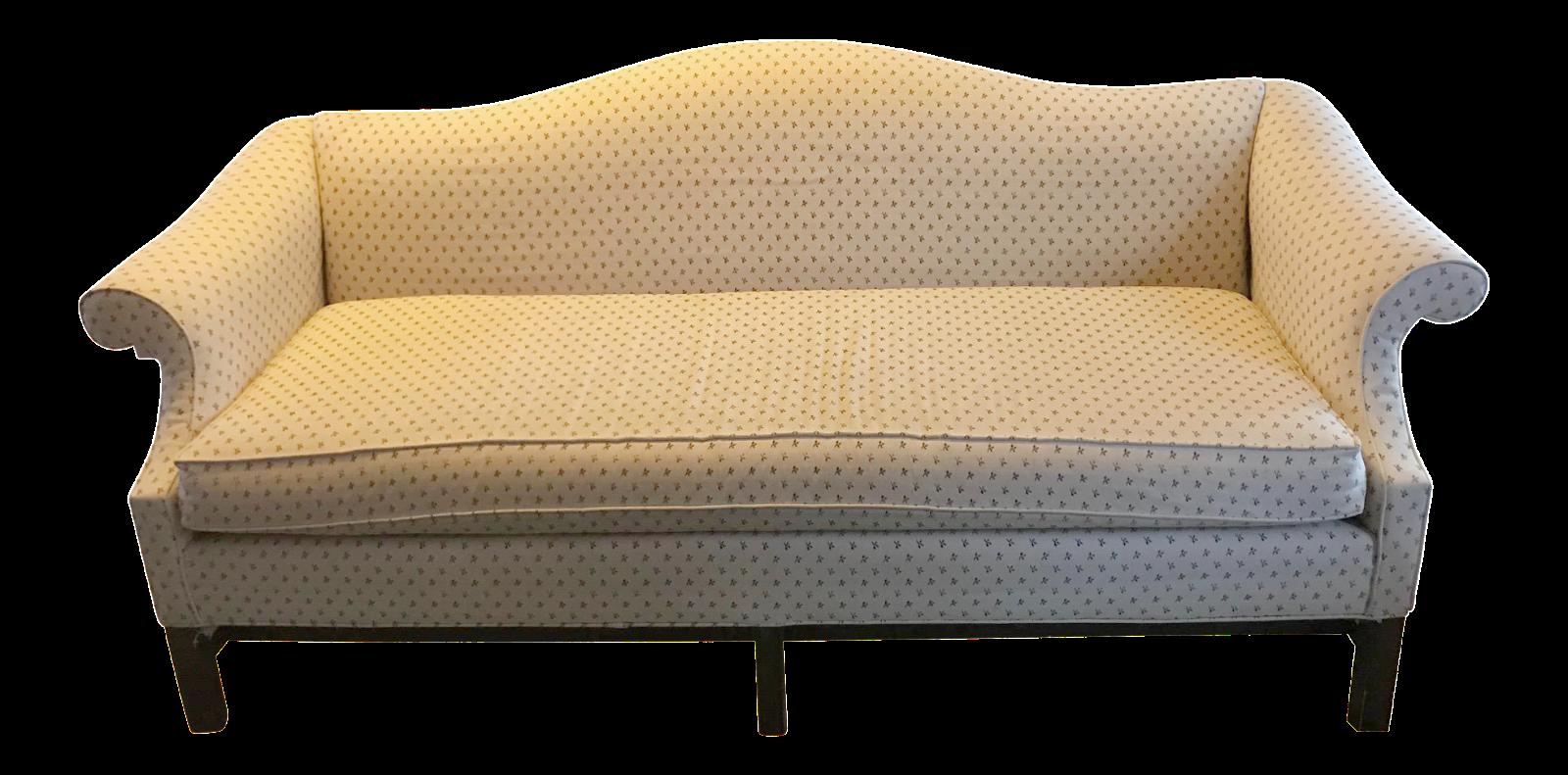 Classic Regency Beige Camelback Sofa For Sale Camelback Sofas For Sale P76