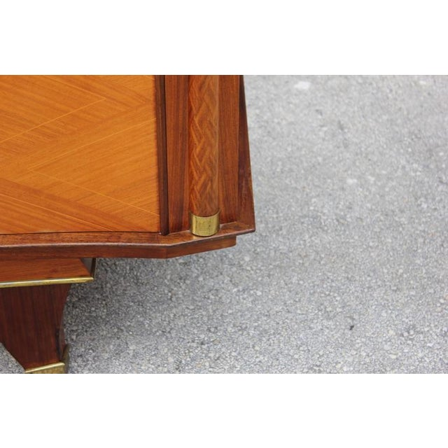 French Art Deco Palisander Sideboard - Image 10 of 10