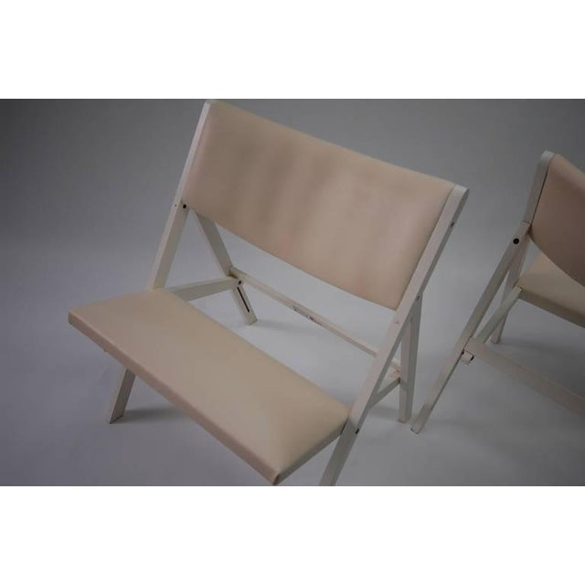 """Pair of Gio Ponti """"Chair of Little Seat"""" Chairs For Sale In Providence - Image 6 of 9"""
