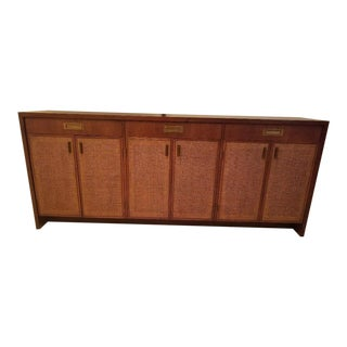 Founders Furniture Walnut Buffet