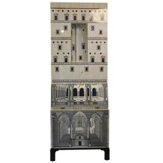 Piero Fornasetti, Cabinet Trumeau Architettura, Barnaba Edition