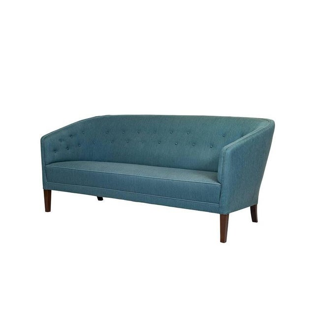 Contemporary Ludvig Pontoppidan Sofa For Sale - Image 3 of 9