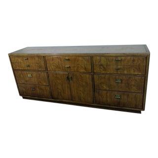 Drexel Heritage Campaign Consensus Dresser For Sale