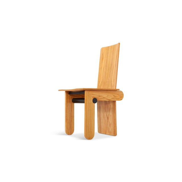 Carlo Scarpa Dining Chairs for Gavina For Sale - Image 11 of 12