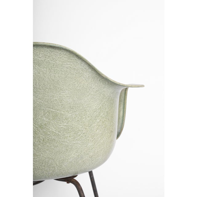 Textile 1950 1st Generation Eames Dax Shell Chair For Sale - Image 7 of 12