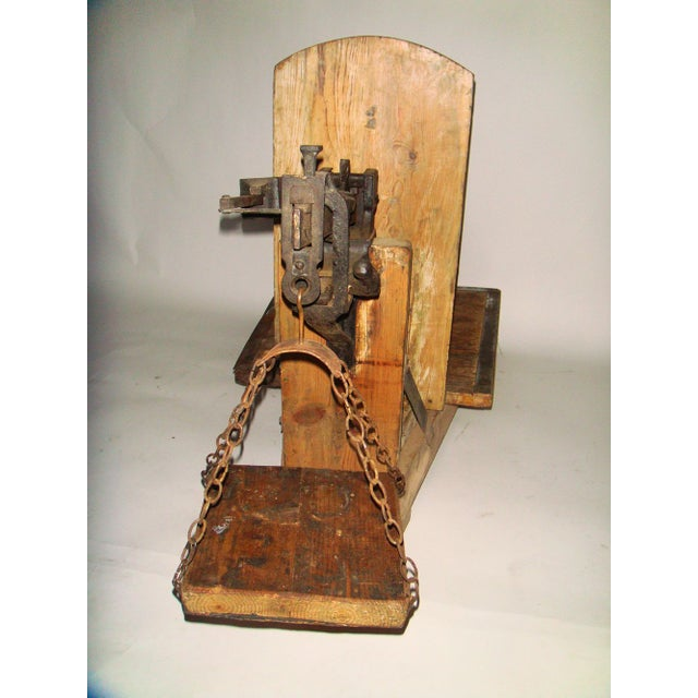 19th Century Swedish Weighing Scale - Image 4 of 7